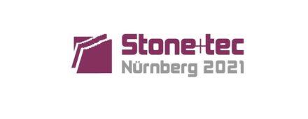 The Logo of Stone+tec 2021.