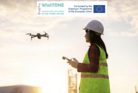 Screenshot WinSTONE web page.