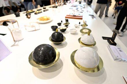 """Artifacts in Stones"". Designer: Senlei Studio."