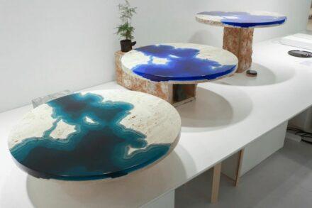 """Artifacts in Stones"". Designer: Sanlin Seiko Stone."