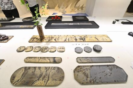 """""""Artifacts in Stones"""". Designer: The Inkless."""