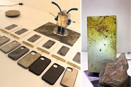 """Artifacts in Stones"". Designer: New Deco."