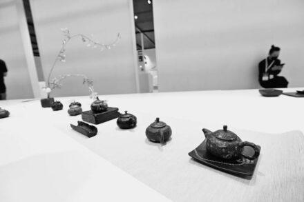 """Artifacts in Stones"". Designer: Wu Jiang Tang."
