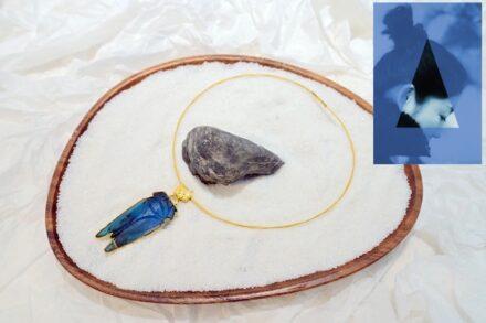 """Artifacts in Stones"". Designer: Hailan."