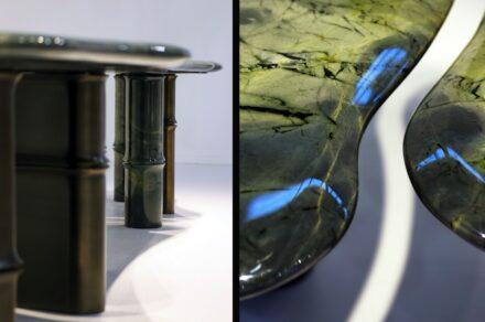 Designer: GARY ZENG / Produced by: YINGLIANG 5TH MASTER CLASS.