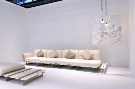 Franchi Umberto Marmi. Designer: BISELLI EUGENIO.