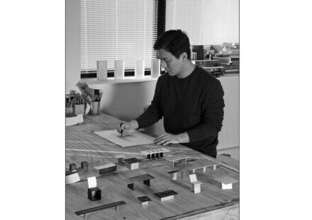 Wonmin PARK. Photo: Jean-Pierre Vaillancourt /  Carpenters Workshop Gallery