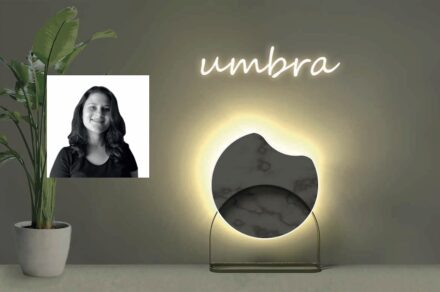 """Ayda Mirzatürkmen, Granitaş company: """"Umbra"""" blends the solar eclipse."""