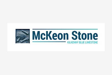 McKeon Stone's logo.