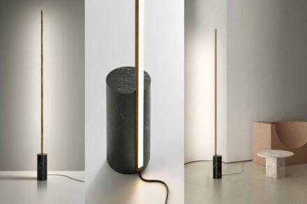 """Hillow"" lamps by Matteo Thun for <a href=""https://panzeri.it/""target=""_blank"">Panzeri</a> company."