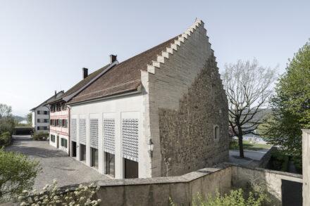 Das Landenberghaus in der Ortschaft Greifensee.