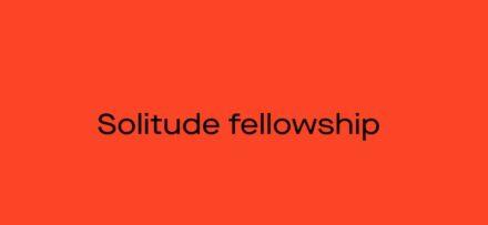 Screenshot von der Webpage der Akademie Schloss Solitude.